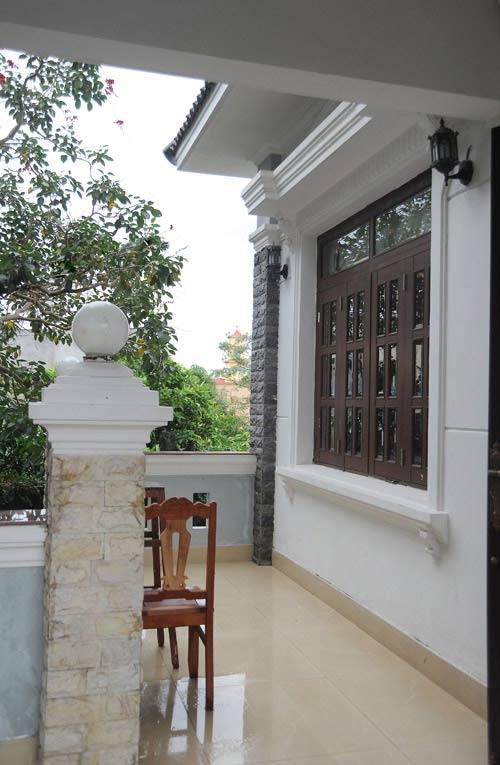 Tròn mắt ngắm nhà hoành tráng của Minh Béo - 15