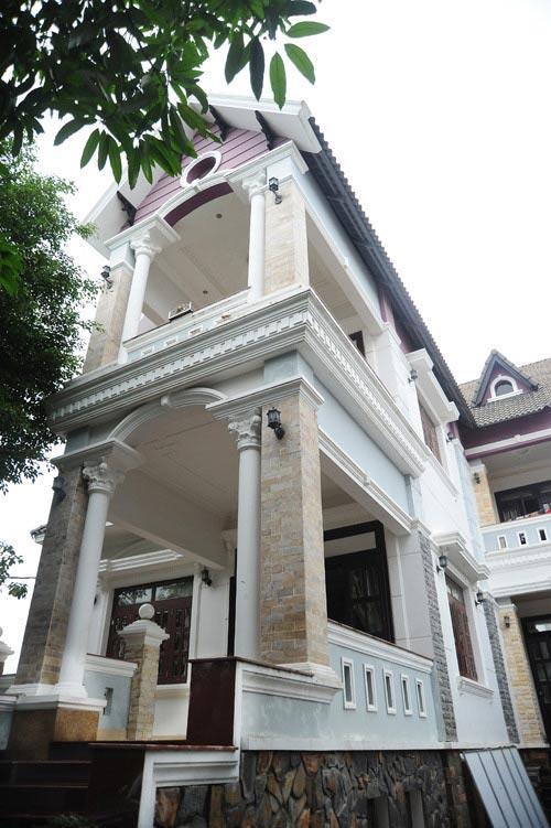 Tròn mắt ngắm nhà hoành tráng của Minh Béo - 3