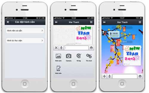 Zalo bổ sung loạt tính năng mới cho iPhone-1