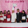 Bếp Eva - Lễ trao giải cuộc thi Trổ tài vào Bếp 2012