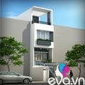 Nhà đẹp - Xây nhà 4 tầng hiện đại nhất phường
