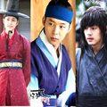 Xem & Đọc - 10 bộ ba mỹ nam ấn tượng màn ảnh xứ Hàn