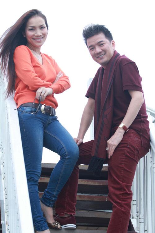 "mr dam hanh phuc khi gap lai ""nguoi xua"" - 5"
