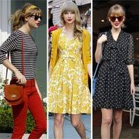 Taylor Swift và 10 xì tai đường phố đáng yêu nhất