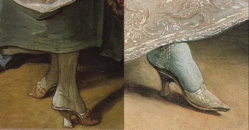 Lịch sử thăng trầm của đôi giày cao gót-5