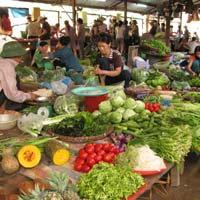 Thị trường thực phẩm Tết: Giá tăng nhưng không thiếu hàng