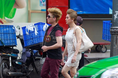 khanh chi lam yeu nguoi kem 11 tuoi - 2