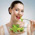 Sức khỏe - Ăn nhiều rau củ sống lạc quan hơn