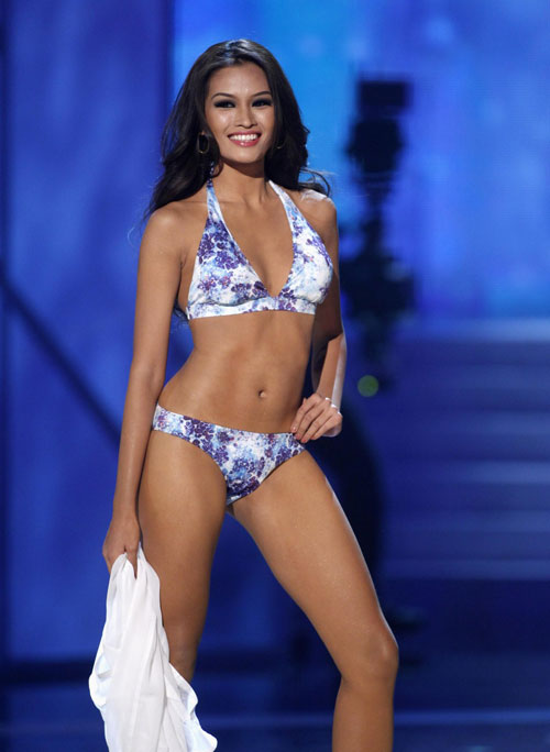 Top 20 hoa hậu sexy nhất 2012-13