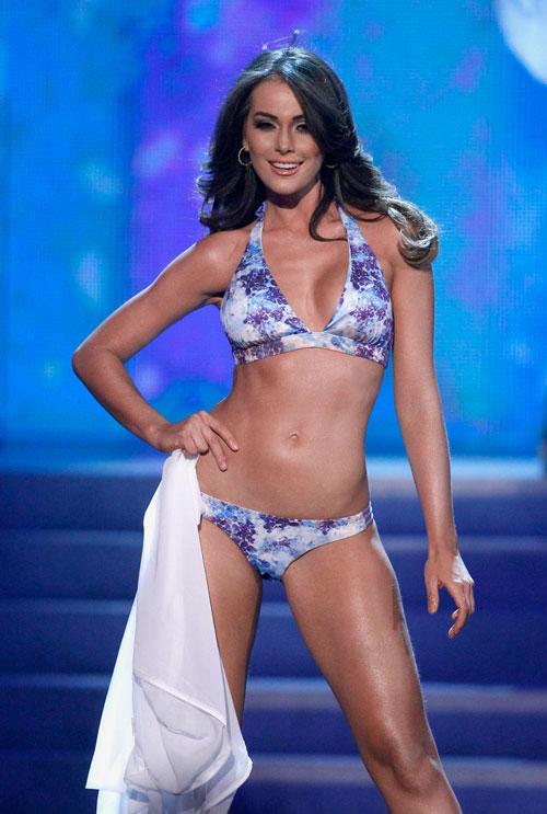 Top 20 hoa hậu sexy nhất 2012-15