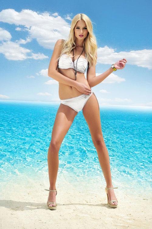 Top 20 hoa hậu sexy nhất 2012-17