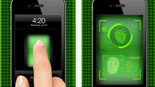 iphone 6 se co tinh nang nhan dang van tay? - 1