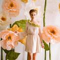 Nhà đẹp - Phòng ngủ ngập hoa cuốn lòng ta mê mẩn