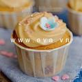 Bếp Eva - Cupcake caramen siêu hấp dẫn