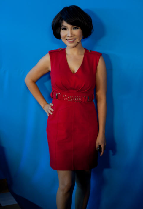 """Phương Thanh """"siêu"""" xì tin khi hóa bé Xuân Mai-13"""