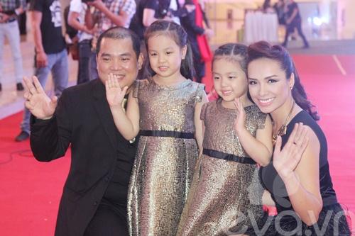 Bảo Sơn - Ngọc Ánh hạnh phúc bên con gái-4