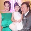 Làng sao - Bảo Sơn - Ngọc Ánh hạnh phúc bên con gái