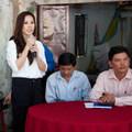 """Làng sao - HH Thu Hoài lấy từ thiện """"dập"""" scandal"""