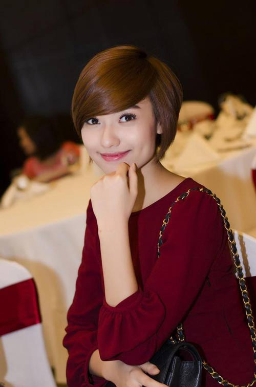 Hồng Quế và 5 kiểu tóc 'xinh như mộng' - 4