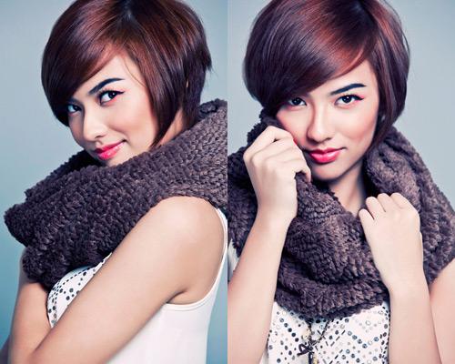 Hồng Quế và 5 kiểu tóc 'xinh như mộng' - 6
