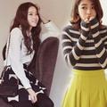 Thời trang - Váy xếp li gợi cảm mùa xuân