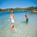 Xem & Đọc - Khám phá đảo cát lớn nhất thế giới