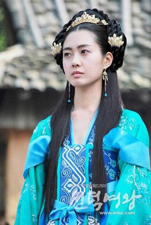 nhung nang cong chua an tuong nhat man anh han - 5