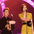 Làng sao - Hà Hồ, Mr Đàm nhận giải Mai Vàng