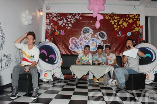 v.music tro tai lam banh kem - 5