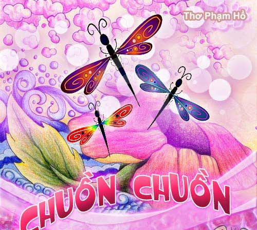 "me ke con nghe: ""chuon chuon"" - 1"