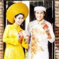 Làng sao - Uyên Thảo vui xuân bên Hà Trí Quang