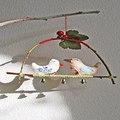 Nhà đẹp - Nhí nhảnh chim vải gọi Tết, mời xuân