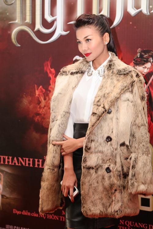 """dan """"my nhan ke"""" chinh phuc khan gia ha noi - 3"""