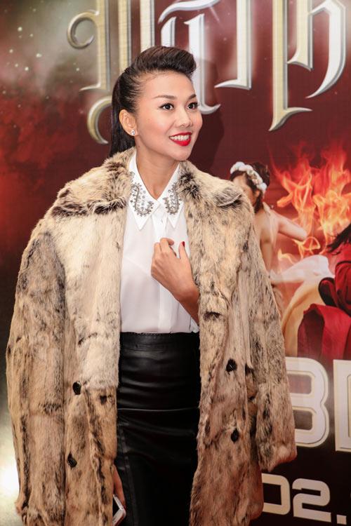 """dan """"my nhan ke"""" chinh phuc khan gia ha noi - 4"""