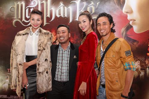 """dan """"my nhan ke"""" chinh phuc khan gia ha noi - 13"""