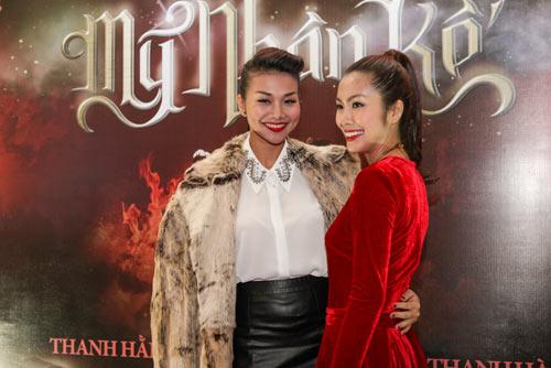 """dan """"my nhan ke"""" chinh phuc khan gia ha noi - 7"""