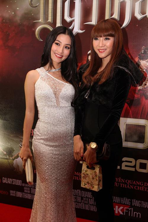 """dan """"my nhan ke"""" chinh phuc khan gia ha noi - 9"""