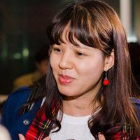 Diễm Quỳnh trẻ trung không ngờ tuổi 41