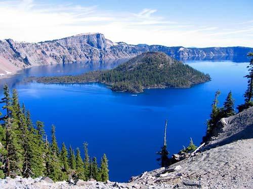 huyen bi ve dep cong vien quoc gia crater lake - 1