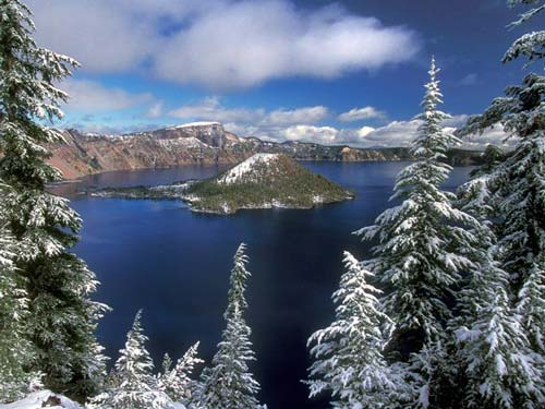 huyen bi ve dep cong vien quoc gia crater lake - 7