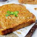 Bếp Eva - Lót dạ với bánh mì nướng thơm ngon