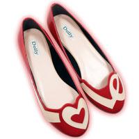 """Vẻ đẹp """"chết người"""" của những đôi giày Dolly"""