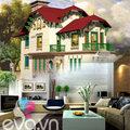 Nhà đẹp - 102m2 đất vẫn thèm xây biệt thự