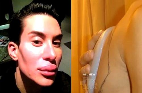 bo doi 'nguoi mau bup be' gay sot cong dong mang - 4