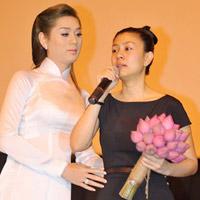 Kim Thư khóc nức nở khi Phước Sang đột quỵ