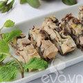 Bếp Eva - Tết đãi khách món giò gà xào nấm