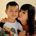 Làng sao - Cát Phượng: Con trai không muốn tôi lấy chồng