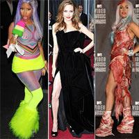 10 thảm họa thời trang của thế kỷ 21