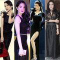 Thời trang - 4 người đẹp bị váy đen 'thôi miên'