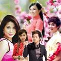 Làng sao - Sao Việt chúc Tết Quý Tỵ độc giả Eva